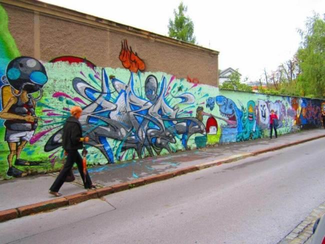 Croatia Graffiti