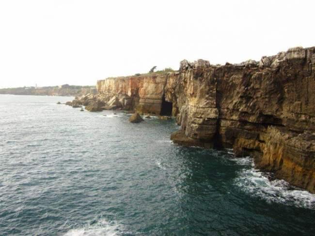 Portugal Cliff