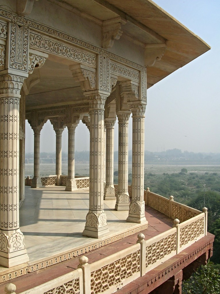 Rotes Fort in Agra