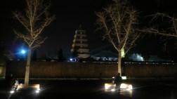Big Wild Goose Stone Pagoda