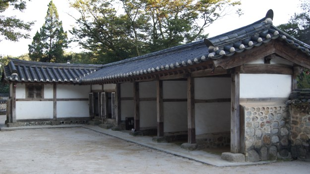 Traditional Korean house 2 - How Much Can You REALLY Make as an English Teacher in Korea