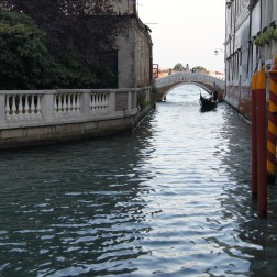 Secluded Canal