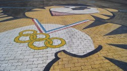 Mascot of the Olympics