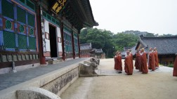 Monk Ceremony