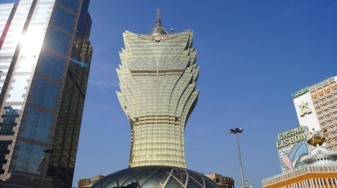 The Lisboa Hotel and Casino in Macao is the most iconic building in the entire city.