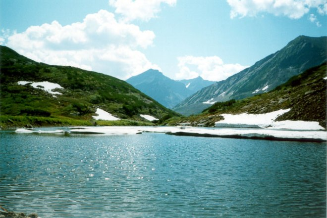 The deepest and one of the cleanest lakes in the world.