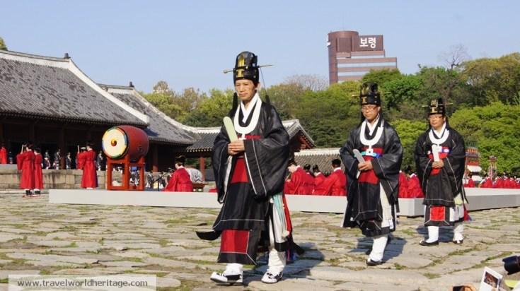Jongmyo Jaerye
