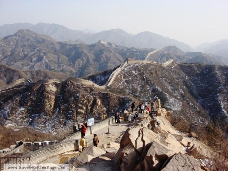 Great Wall - Scammed in Beijing