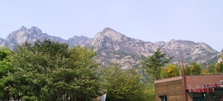 Wolchulsan National Park – Jeolla, South Korea