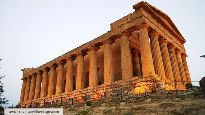 Concordia - Archaeological Area of Agrigento