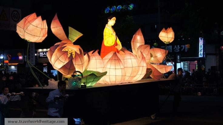 Lotus Lantern Festival 1