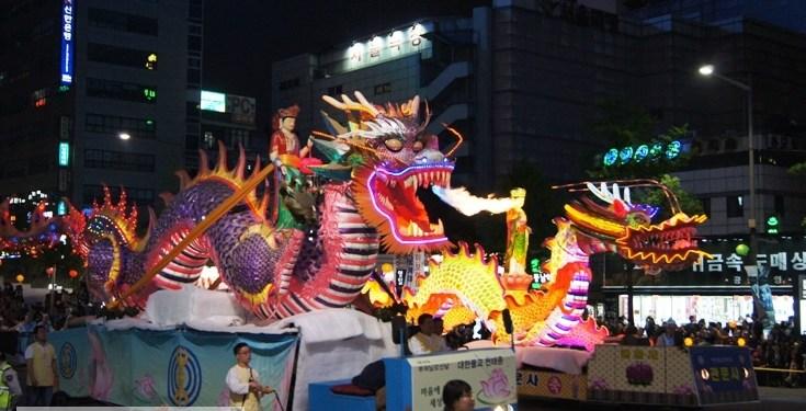 Happy Bday Buddha! – Korea's Lotus Lantern Festival pt.1/2