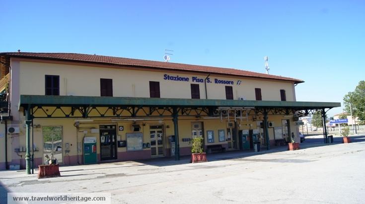 Pisa S Rissore Station