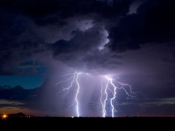 Thunderstorm - Travel Planning for Beginners