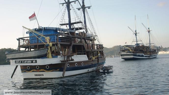 Boats 3 - Labuan Bajo