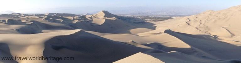 Sand Dune  - Huacachina