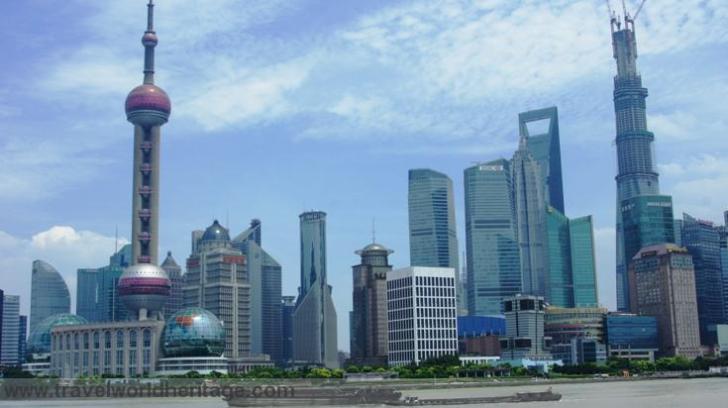 Bund View - Layover in Shanghai