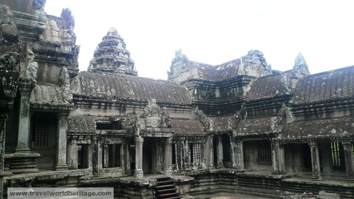Central angkor wat