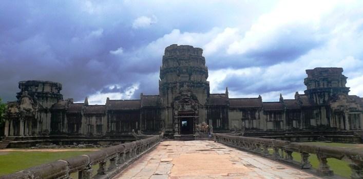 Whats up at Angkor Wat?