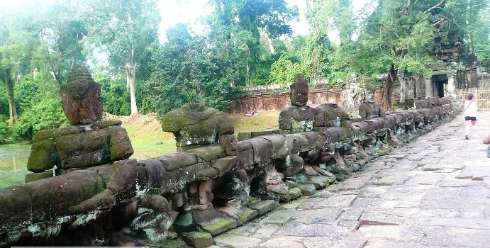 Preah Khan is more than Rubble!