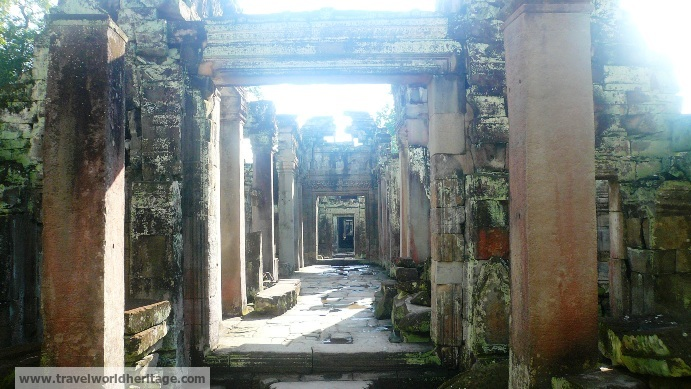 The least developed temple in Angkor will surely make you feel like Indiana Jones.