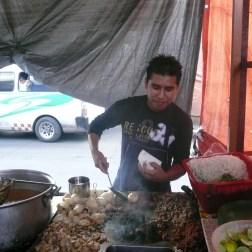 Indios Verdes Market