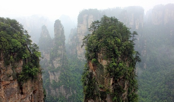 Zhangjiajie: A UNESCO World Heritage Site in China