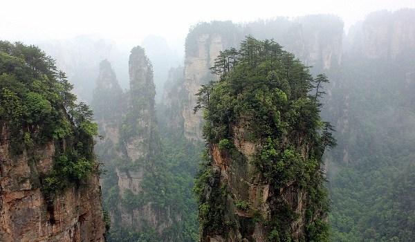 Zhangjiajie: A UNESCO World Heritage Site in China