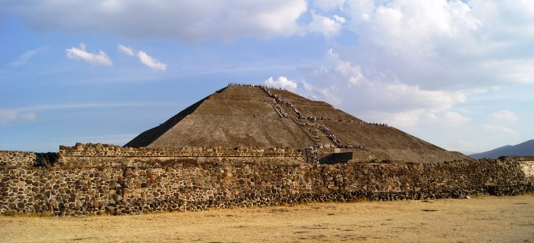 Pre-Hispanic City of Teotihuacan