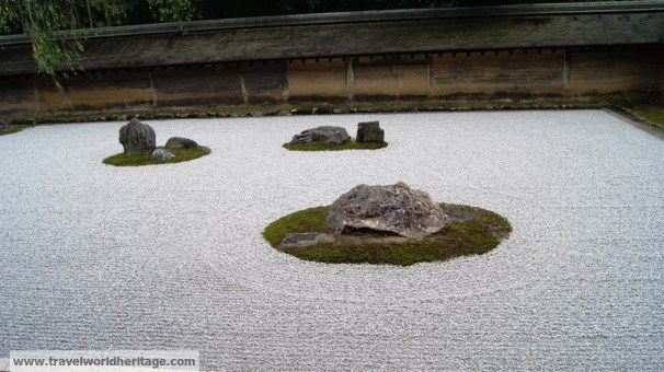 Rock garden kyoto