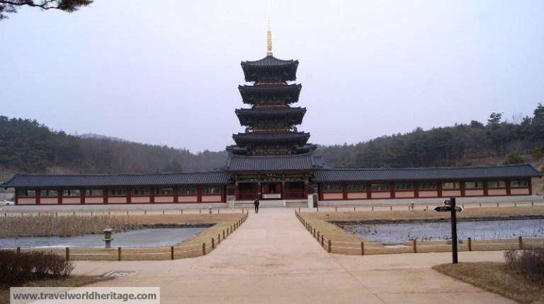 Baekje Cultural Complex Buyeo Neungsa