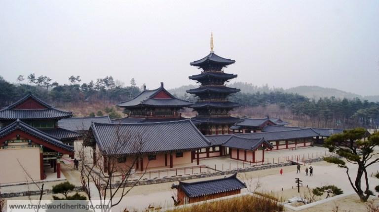 Baekje Cultural Complex Buyeo Neungsa 2