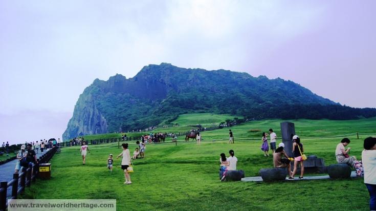 Ilchulbong - Jeju
