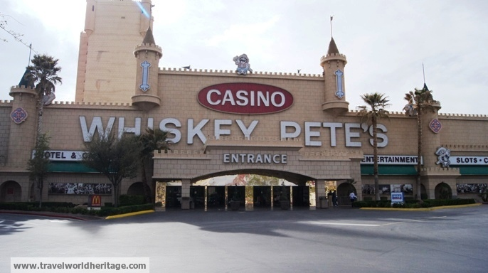 Primm Casinos - America Road Trip
