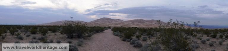Kelso Sand Dunes Mojave Desert - America roadtrip