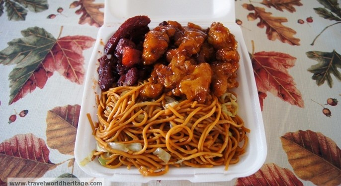 Eating America #4 – American Chinese