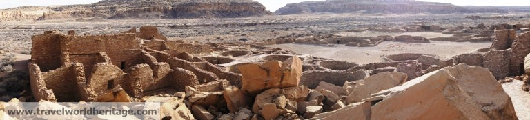 Chaco Culture - United States Road trip