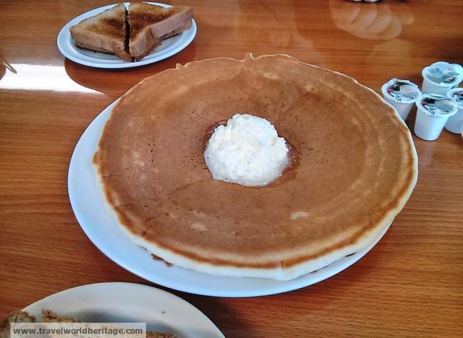 pancake - cowgirl cafe