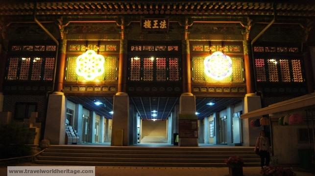 Bongeunsa Temple Lanterns