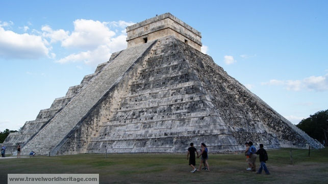 Pre-Hispanic City of Chichen Itza