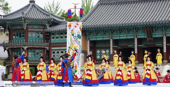 Gyeongbok Palace - UNESCO