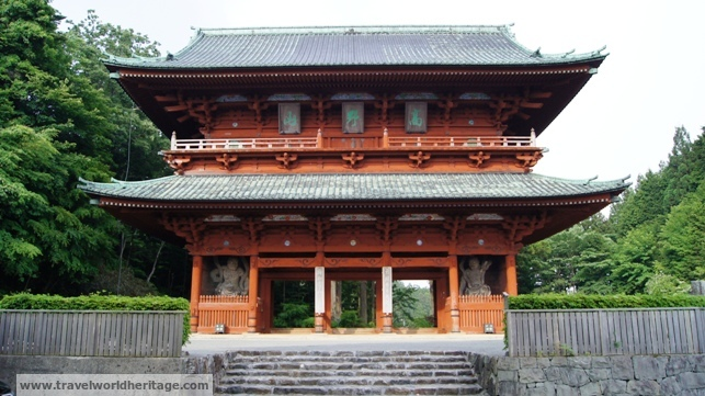 Daimon Front Gate Koya