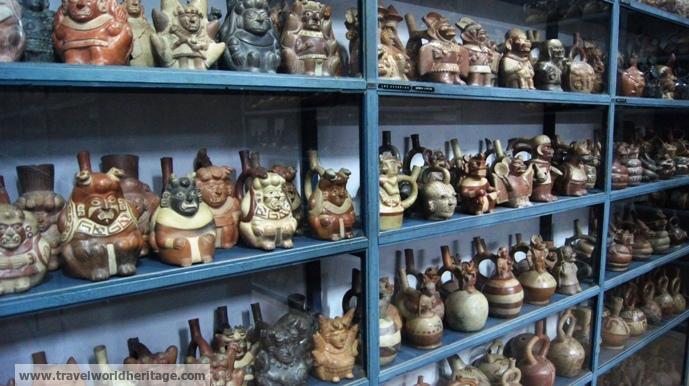 Larco Museum Archives