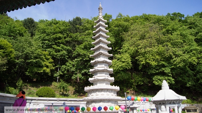 Mangwolsa Pagoda