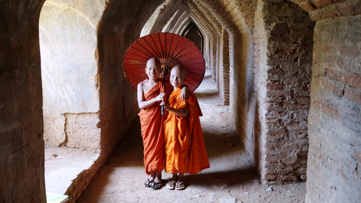 Monk Children