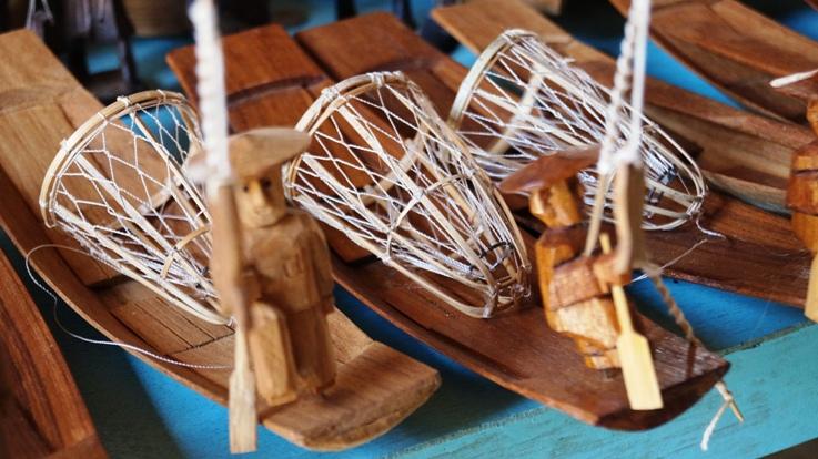 Inle Lake souvenirs