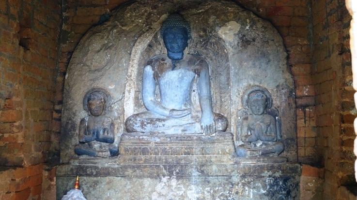 Buddha Pyu City Sri Ksetra