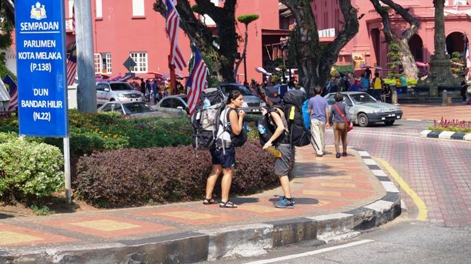 Hi, I am a backpacker, and I travel 'light'