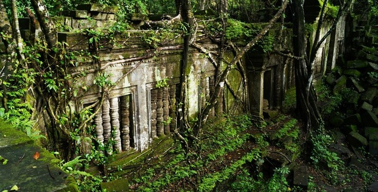 The Best Temple in Cambodia – Beng Mealea