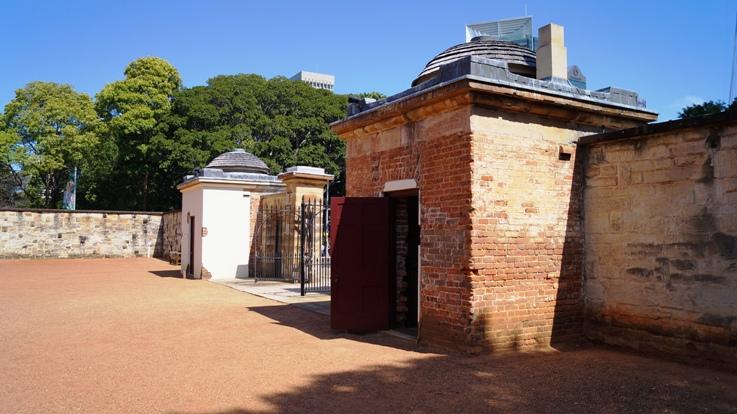 Entrance Australian Convict Sites